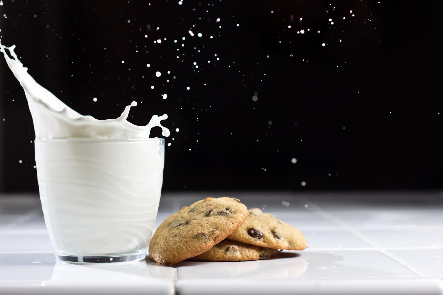 Alimentos que contienen leche como alérgeno encubierto