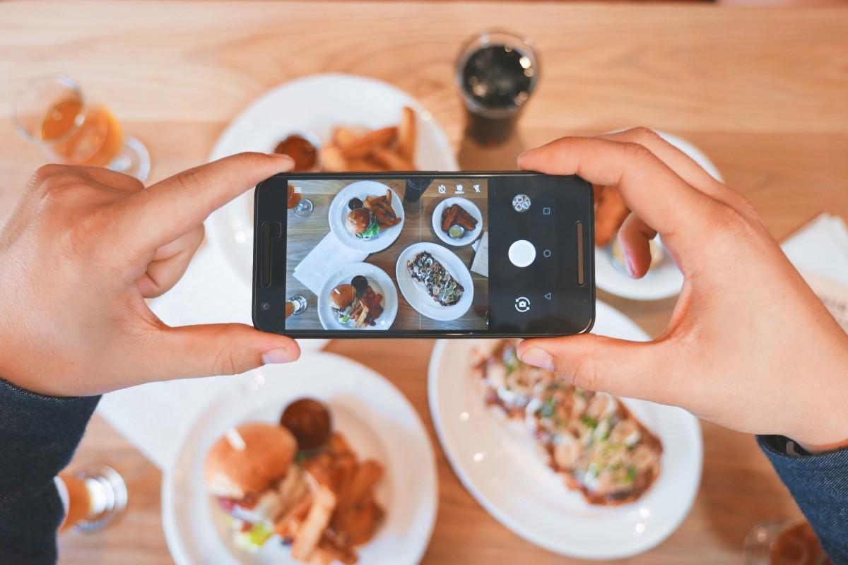 redes sociales para el marketing de restaurante