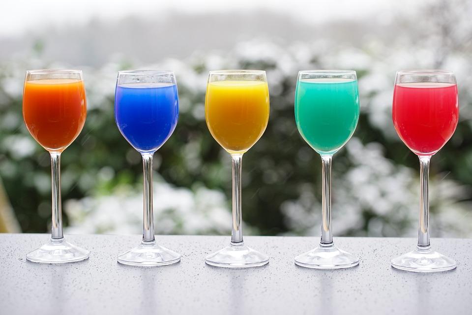 Consejos para diseñar una carta de bebidas de verano