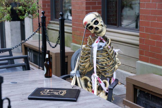 5 ideas nunca vistas para fiestas de Halloween en tu restaurante
